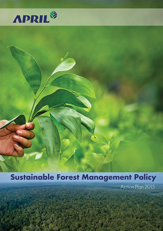 APRIL Sustainable Forest Management Action Plan 2015