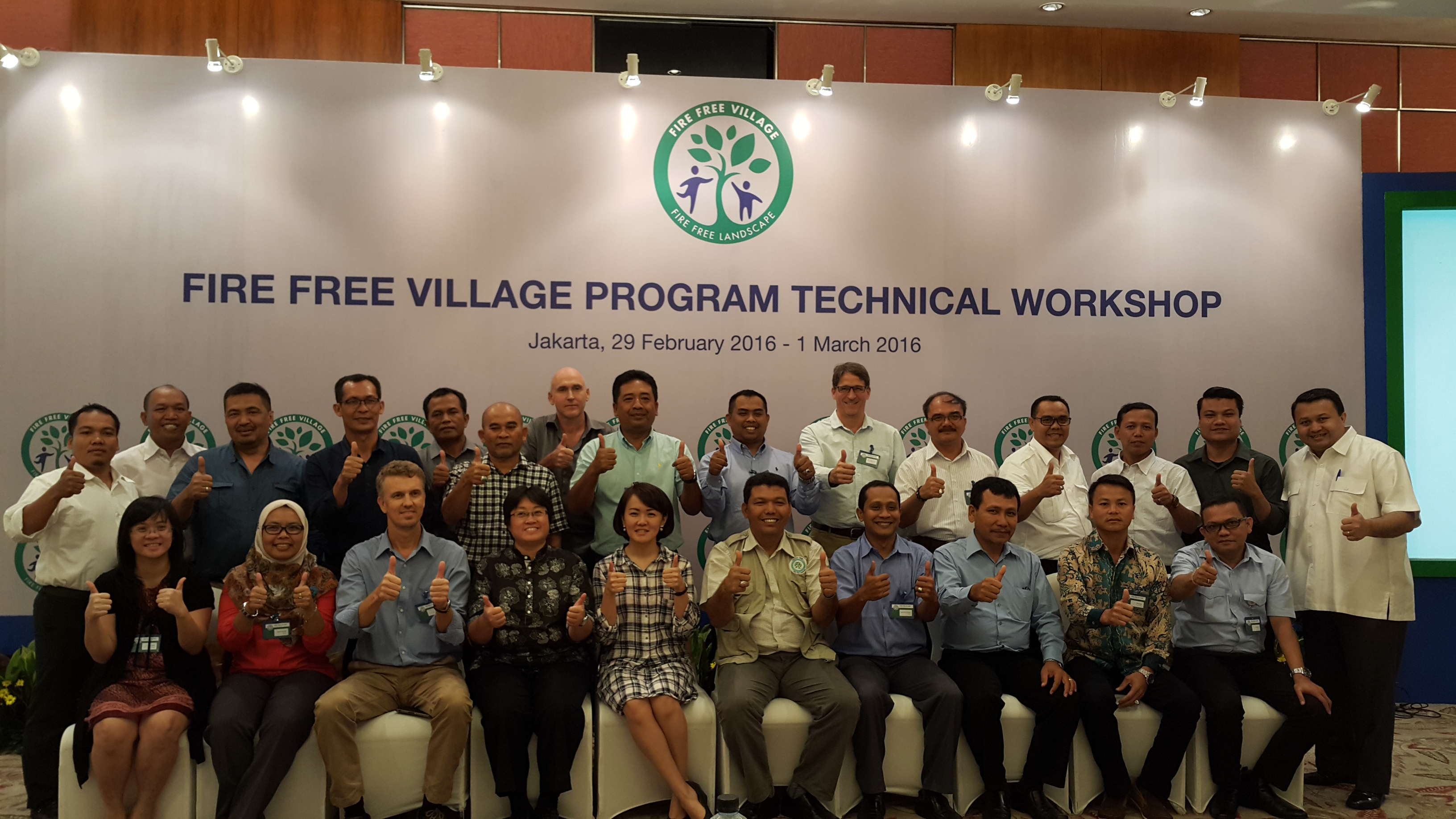 Fire Free Village Technical Workshop