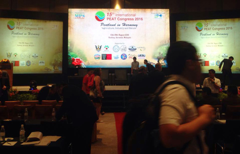 15th International Peat Congress