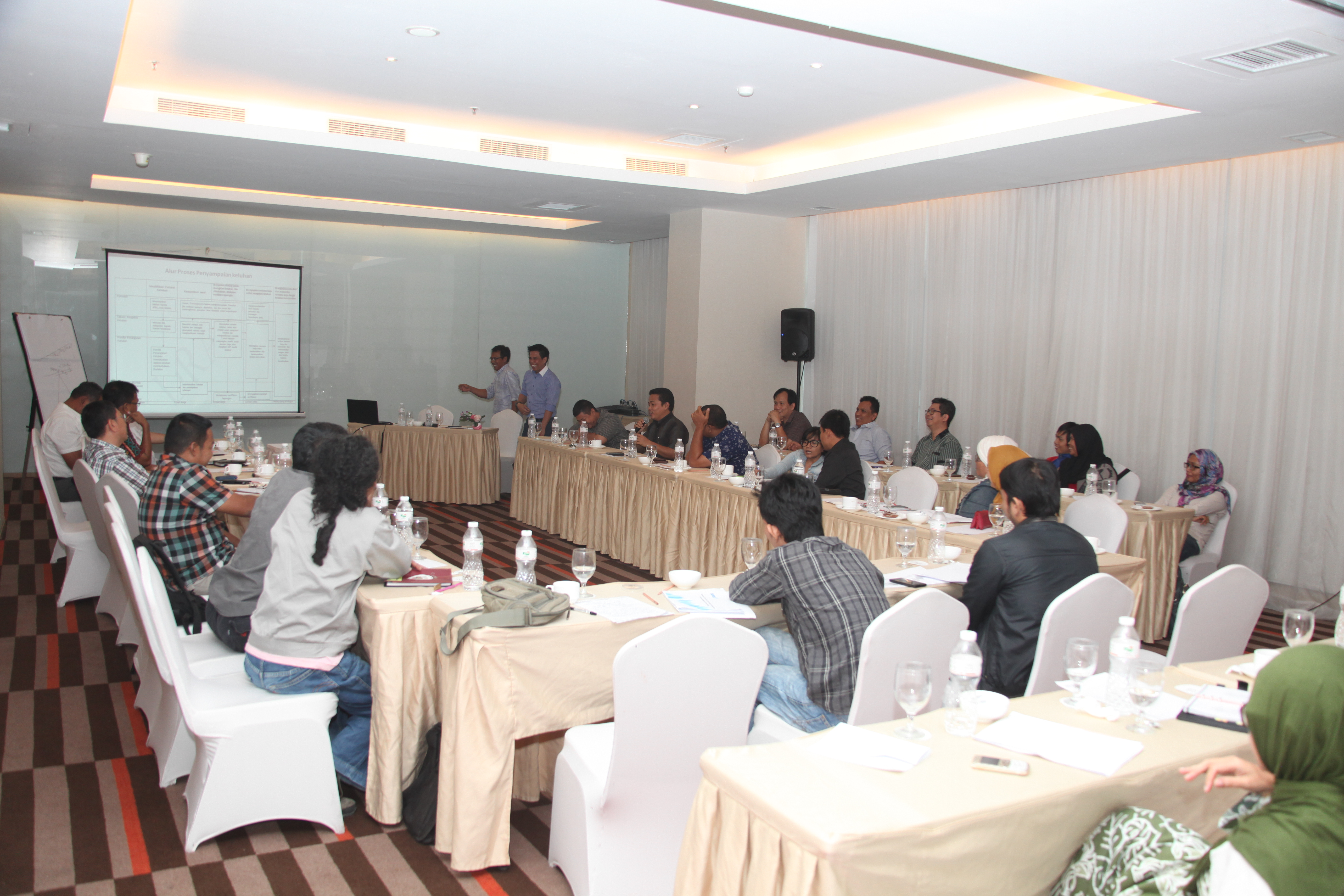 Regular stakeholder meeting in Riau on SFMP 2.0