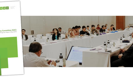 APRIL's Stakeholder Advisory Committee provides oversight on sustainable forest management