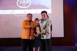Sustainability Business Award 2019